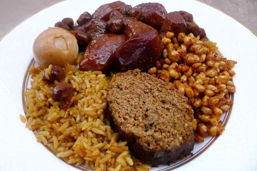 Cuisine juive marocaine dafina for Cuisine juive marocaine