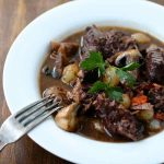 France: Beef Burgundy (Boeuf Bourguignon)