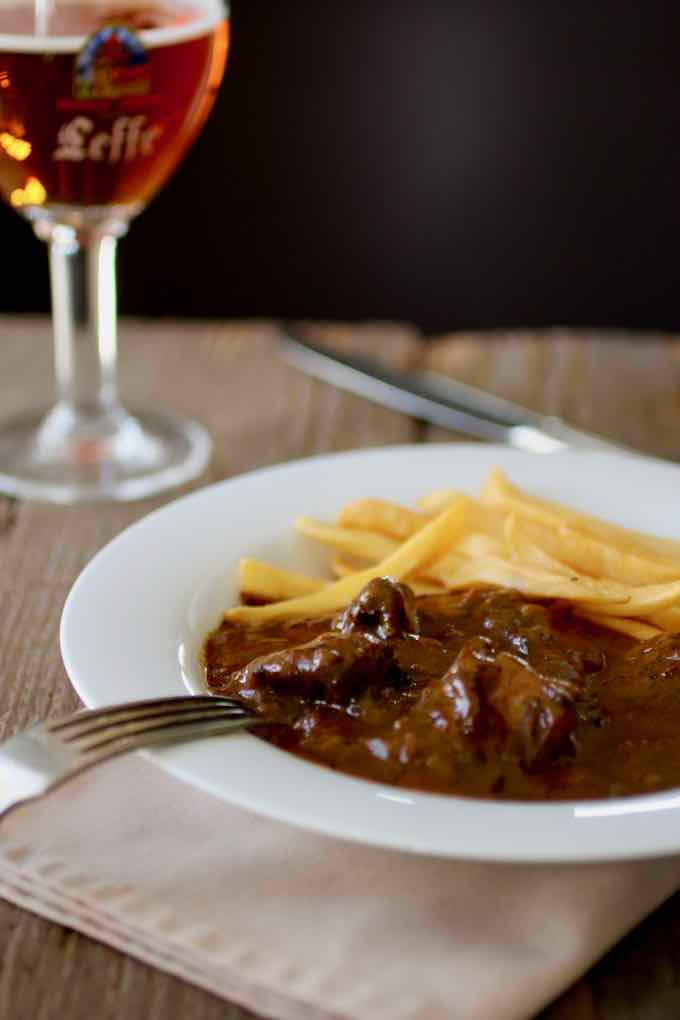 traditional carbonnade