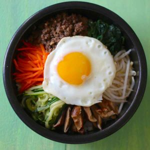 South Korea: Dolsot Bibimbap