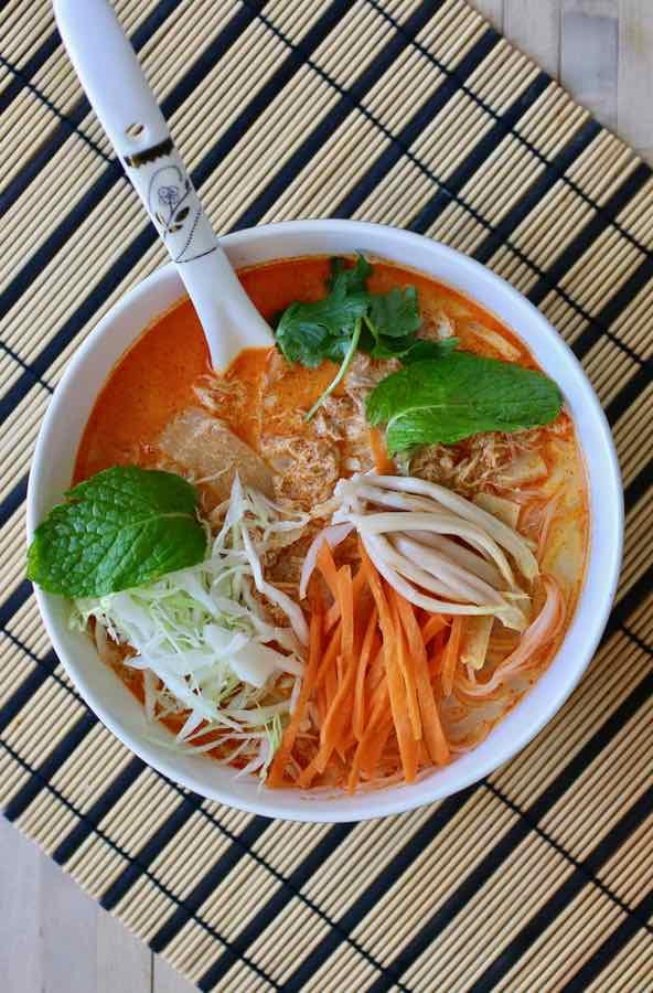 Laotian soup