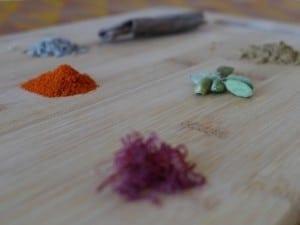 biryani spices