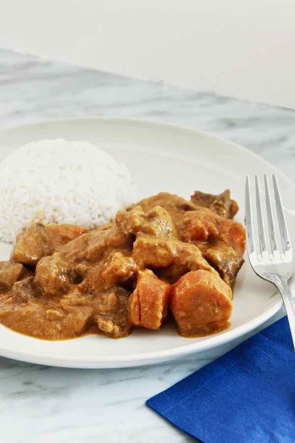 Mafé - Traditional Senegalese Recipe | 196 flavors