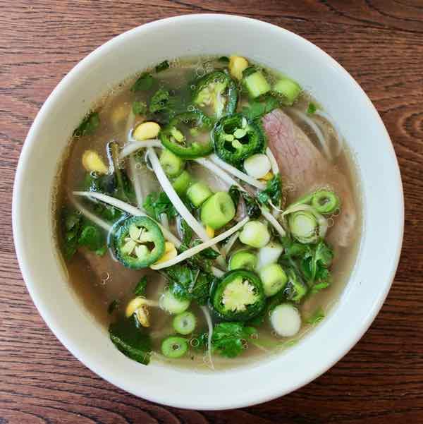 Phở - Authentic Vietnamese Soup Recipe | 196 flavors