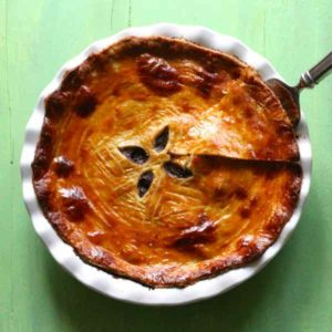 Ireland: Guinness Pie