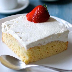 Nicaragua: Tres Leches Cake
