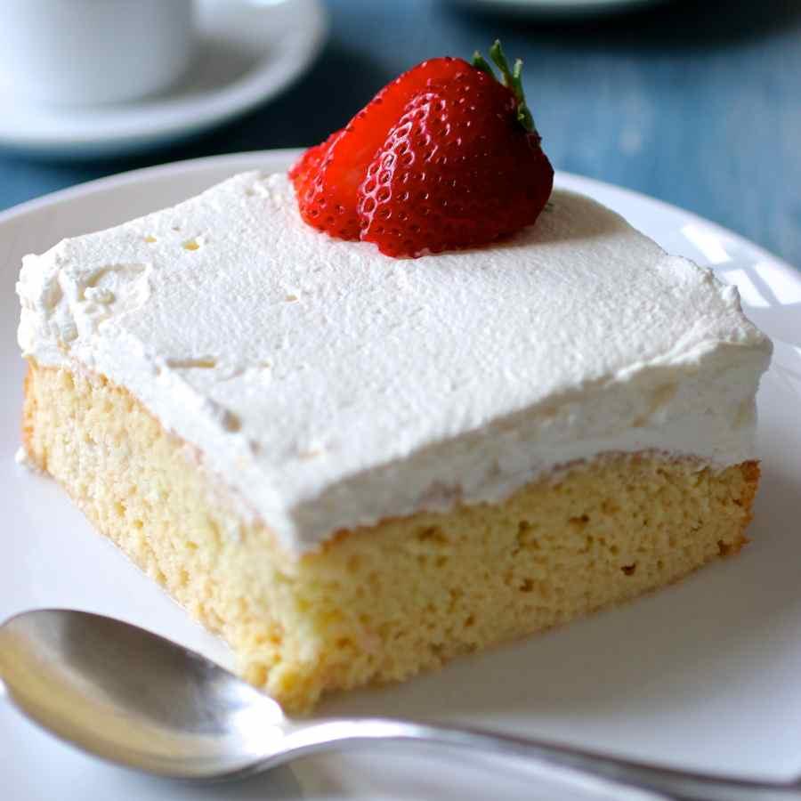 Cake De  Leches Recipe