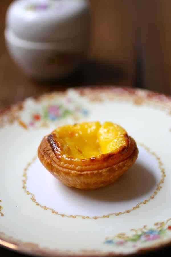 pasteis de nata tradicional