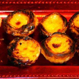 Portugal: Pastéis de nata