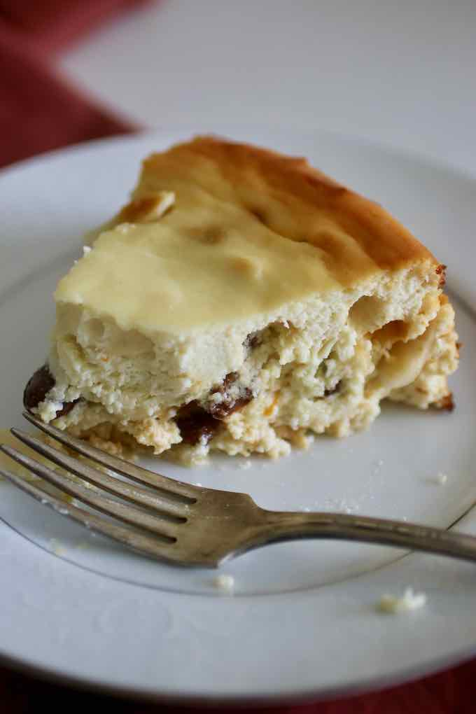 cheesecake polonais