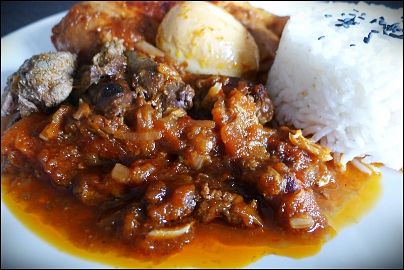 doro wat traditionnel