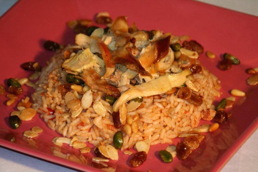 La cuisine égyptienne  Firdaous