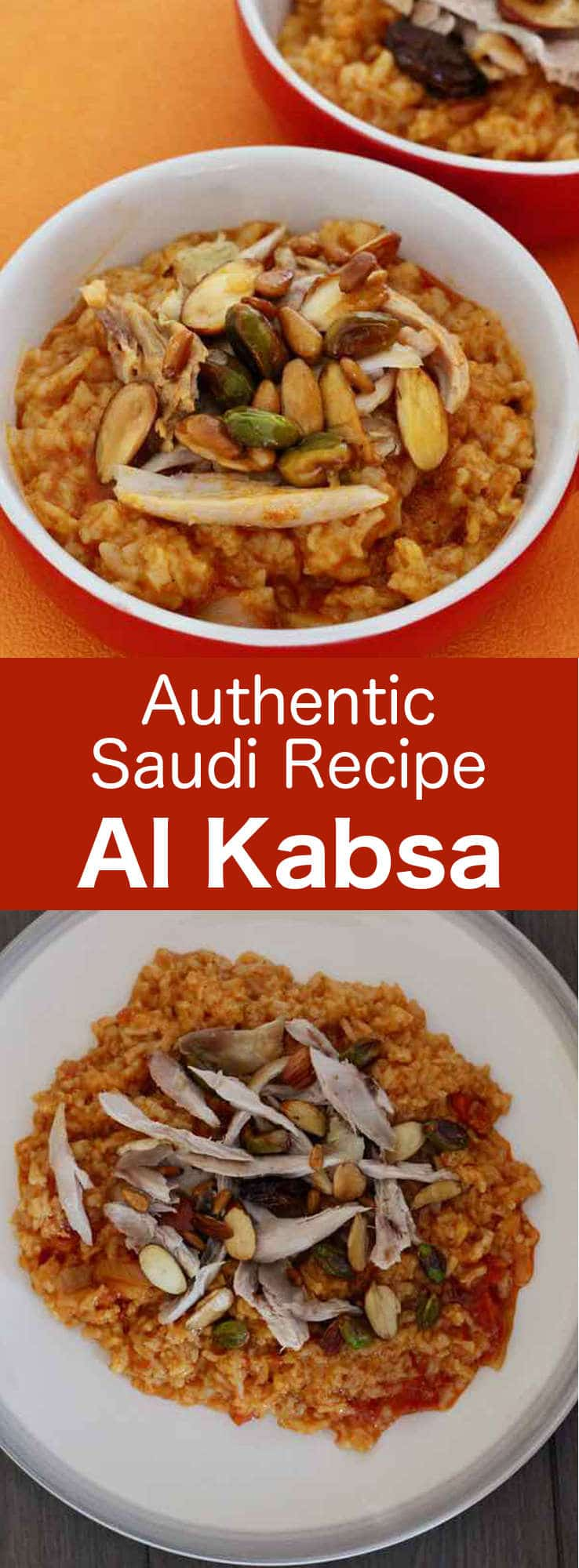 Al Kabsa Authentic And Traditional Saudi Recipe 196 Flavors
