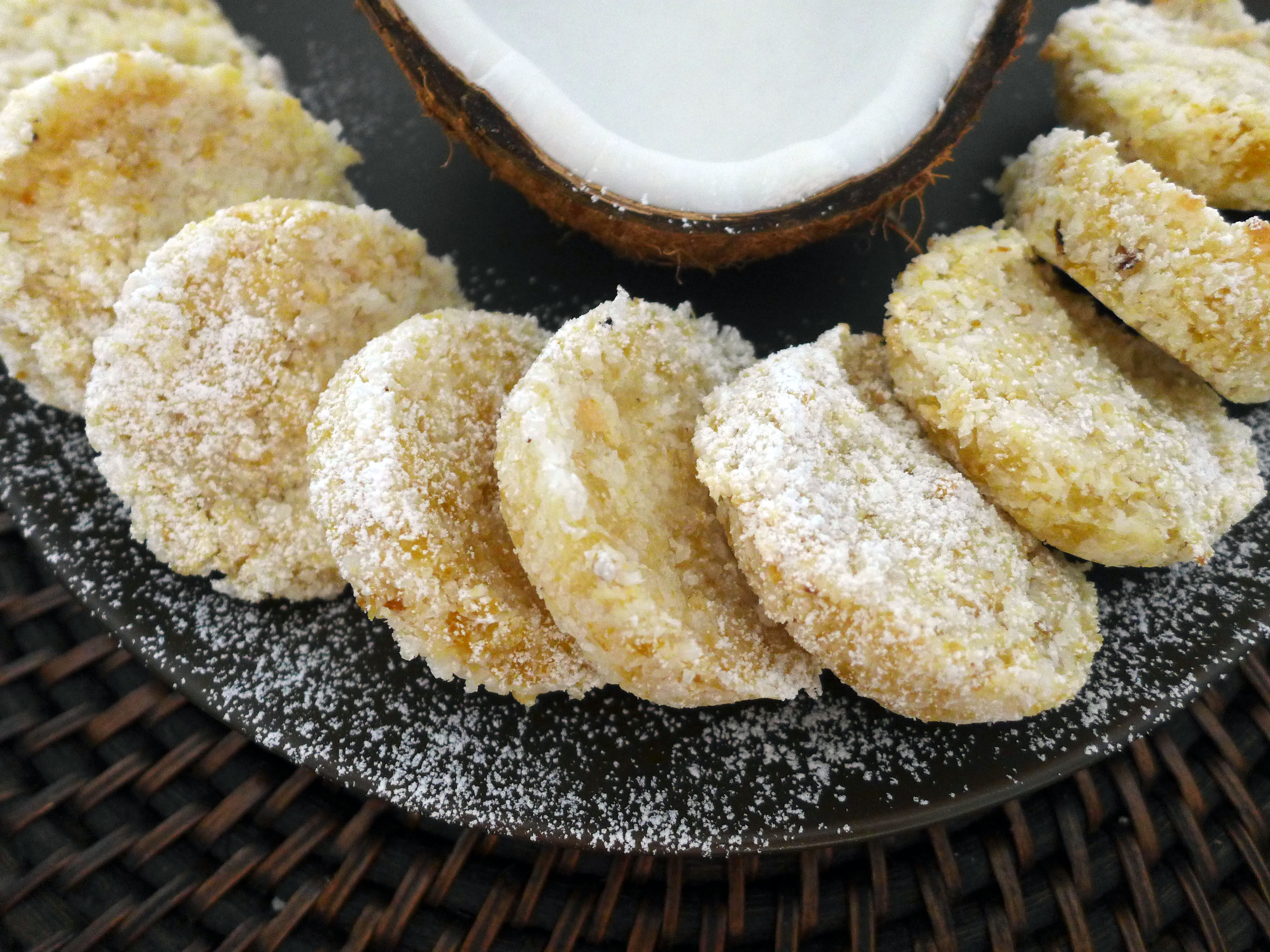 Beju Coconut Cassava Cookie
