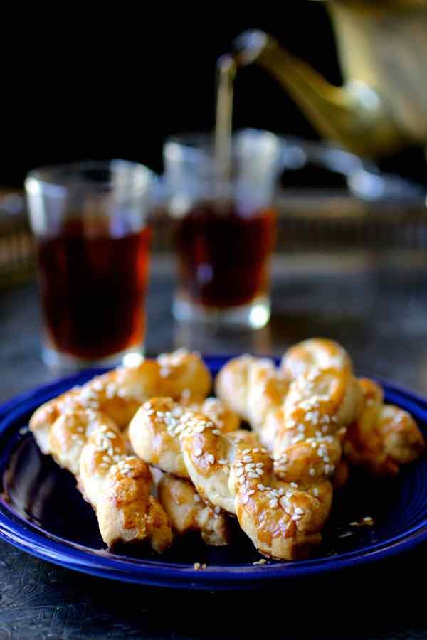 Kaak malih traditional libyan recipe 196 flavors kaak malih forumfinder Gallery