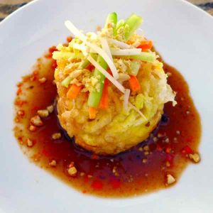 Indonesia: Tahu Telor