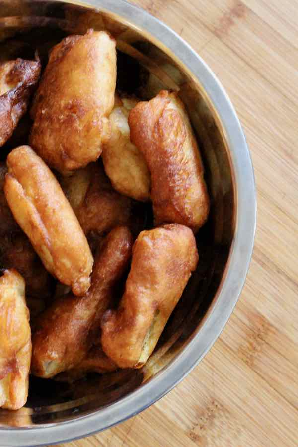 Seychelles fritters