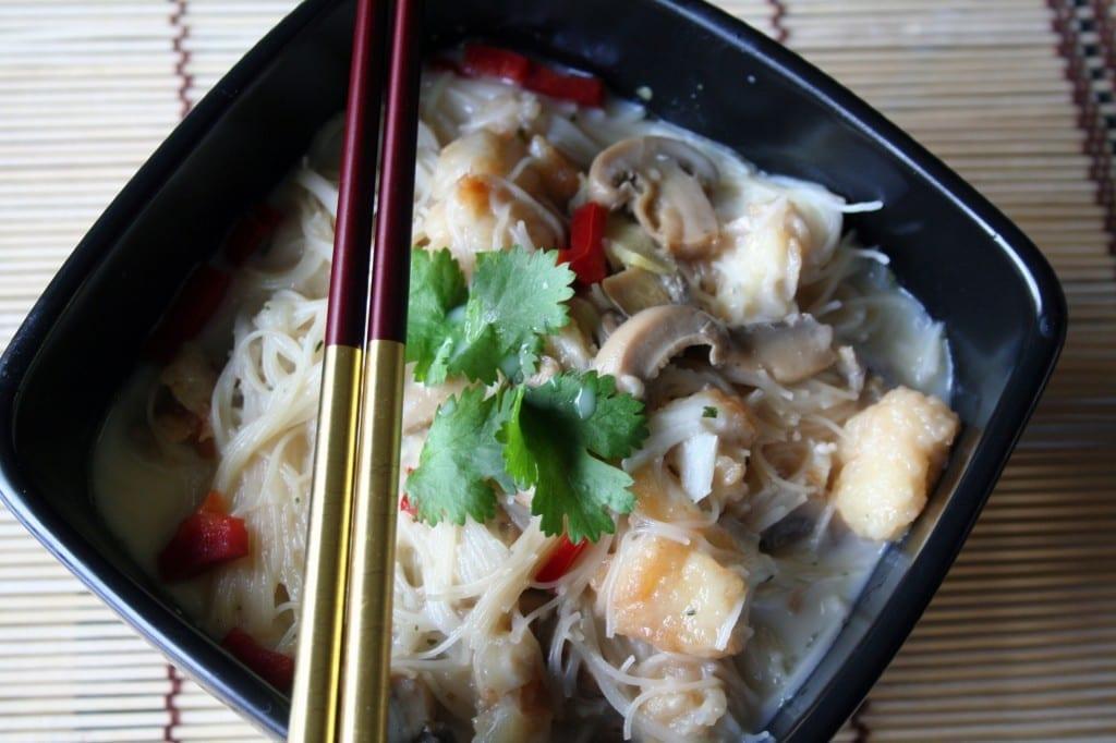 soupe de Singapour