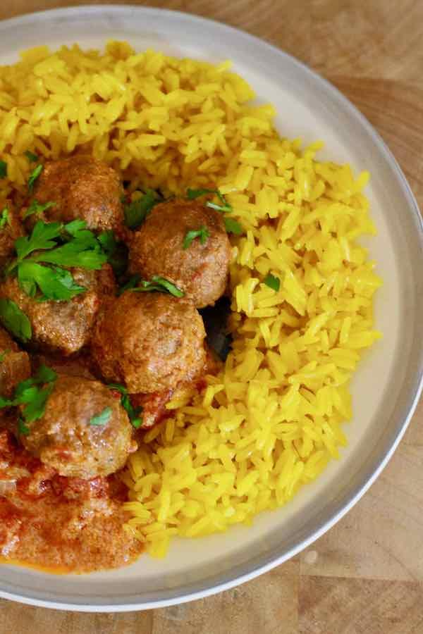kofta curry pakistani