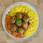 Pakistan: Kofta Curry