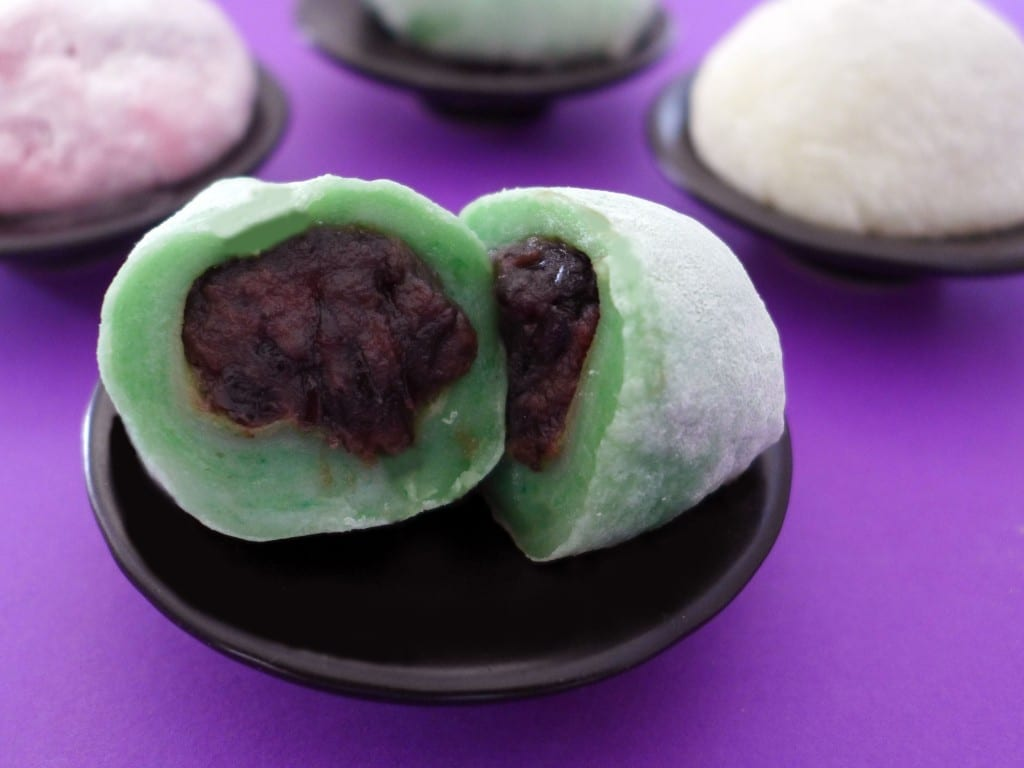 traditional baram tteok