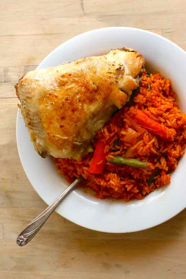 riz wolof
