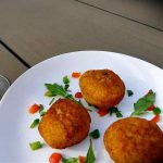 La Barbade : Salt Fish Cakes et Sauce Marie Rose
