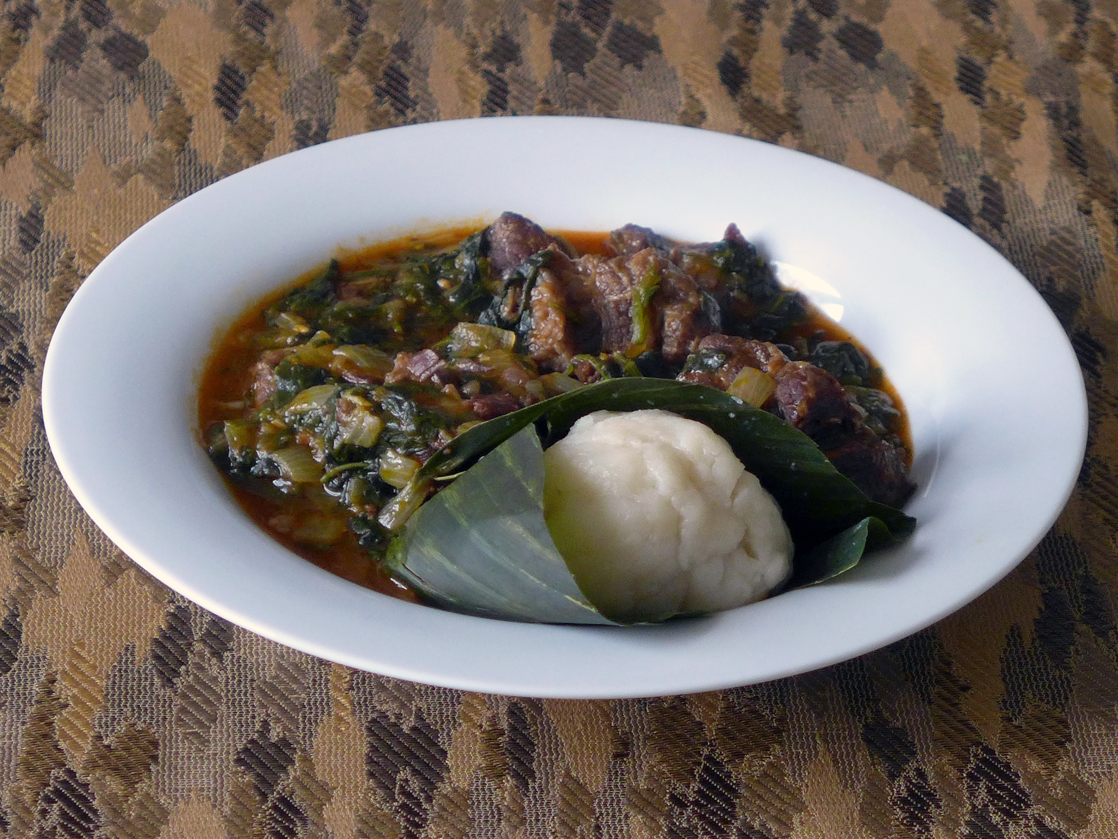 Gboma Dessi Akoume Recette Togolaise 196 Flavors