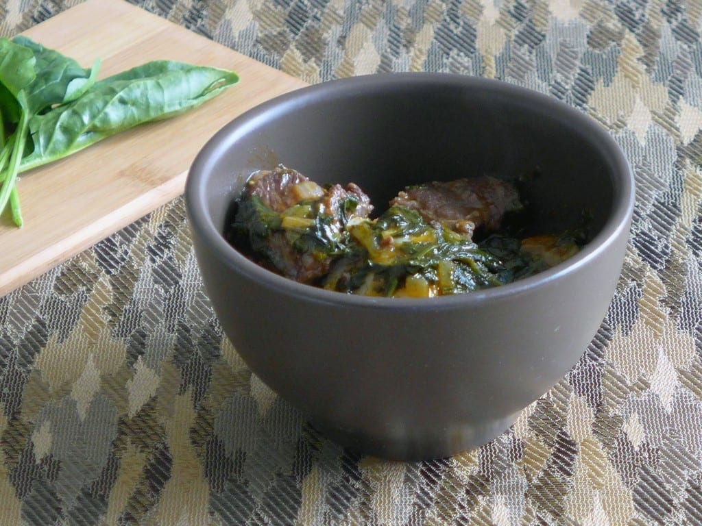 Togolese recipe