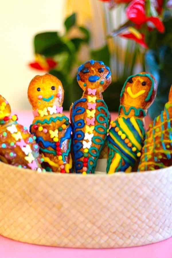 guaguas de pan d'Equateur