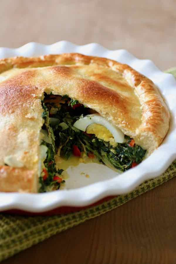 Pascualina recipe