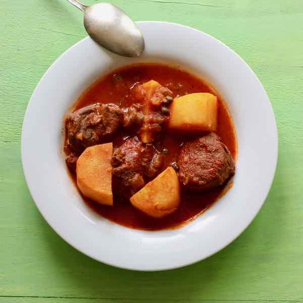 Carne Con Papas Receta Cubana Auténtica 196 Flavors