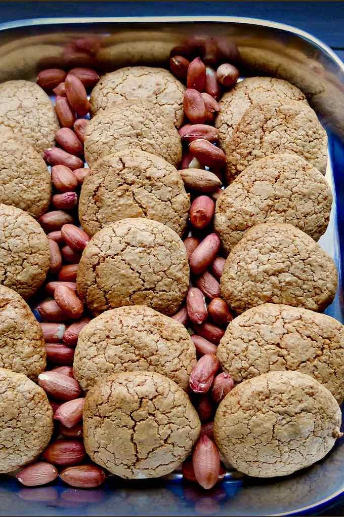 Sudan macarons