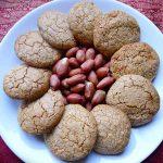 Sudan: Ful Sudani (Peanut Macaroons)