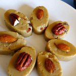 Israel: Halva with Pecans and Almonds