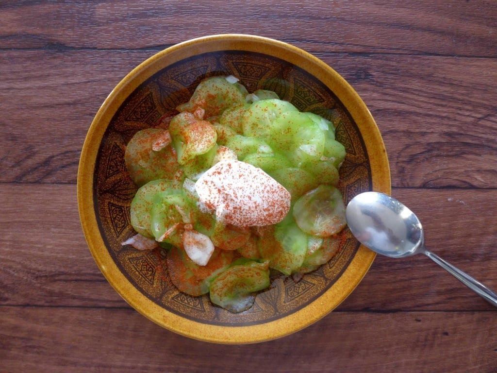 salade hongroise