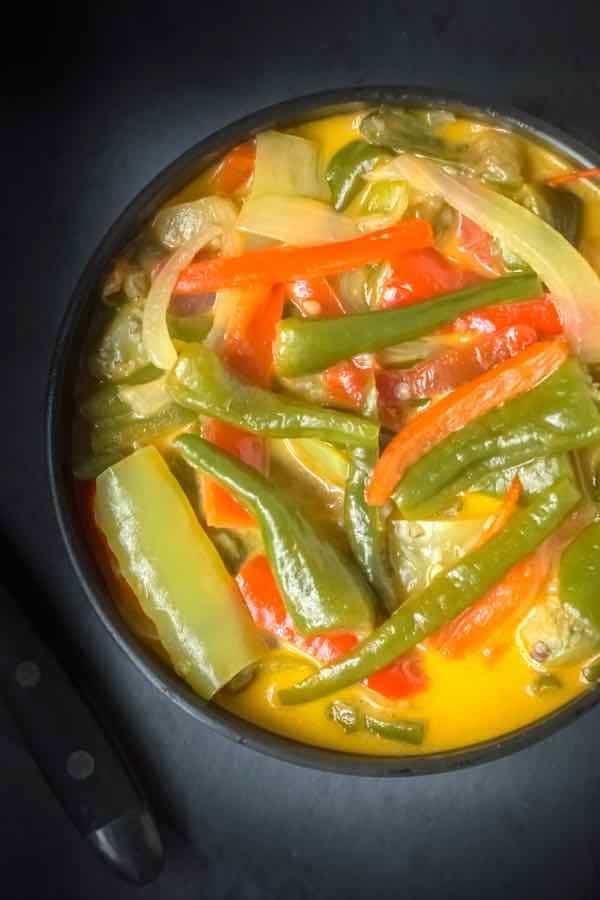 Bhutan soup