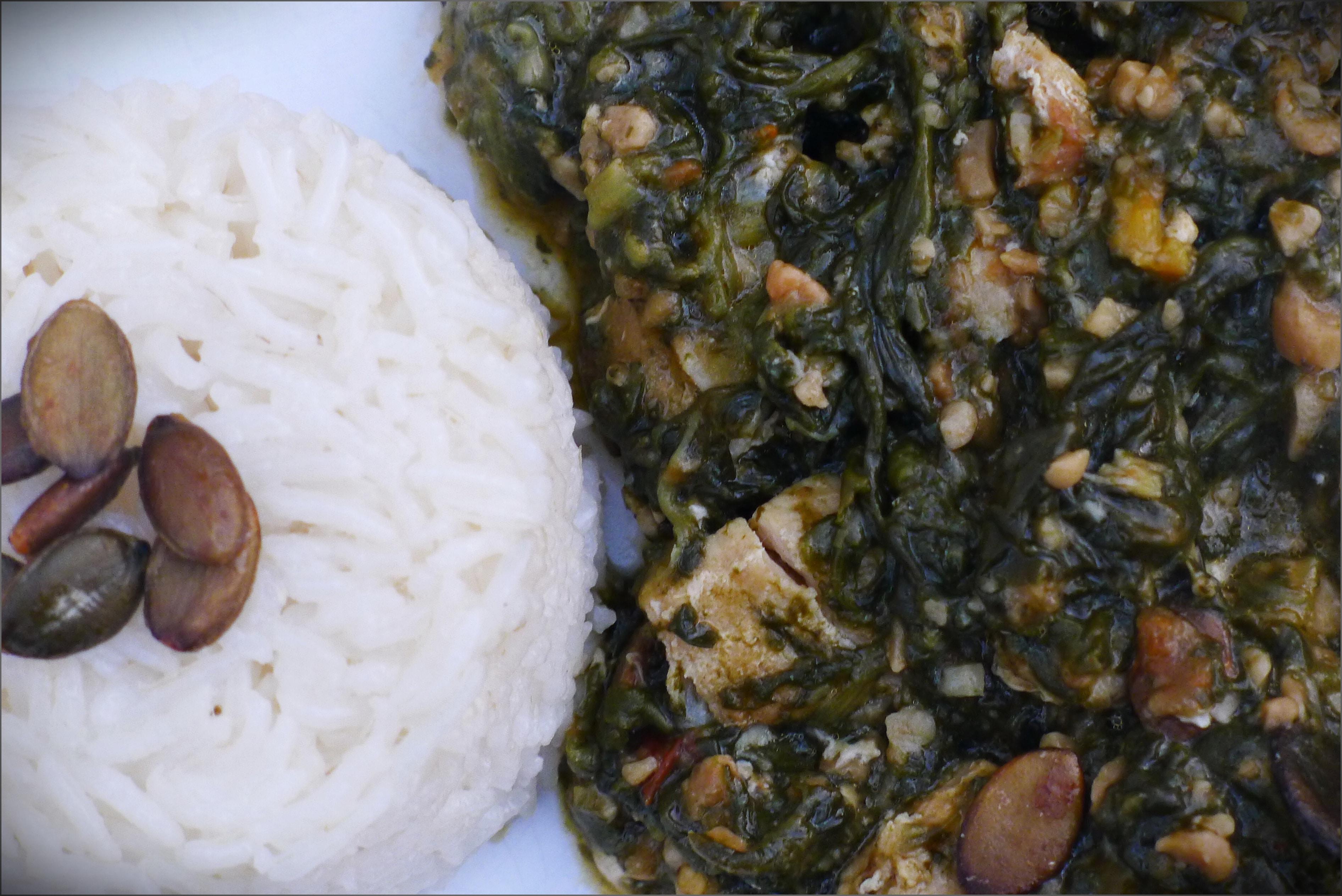 Liberia recipe