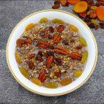 Kazakhstan: Buckwheat Porridge