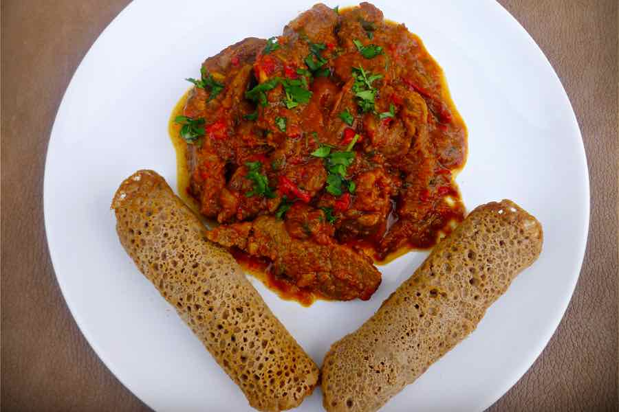 Zigni and injera traditional recipes from eritrea 196 flavors zigni forumfinder Choice Image