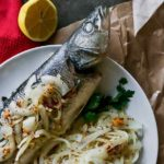 Gambia: Caldo (Fish Yassa)