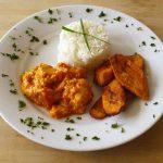 Colombie : Pollo en Salsa de Coco
