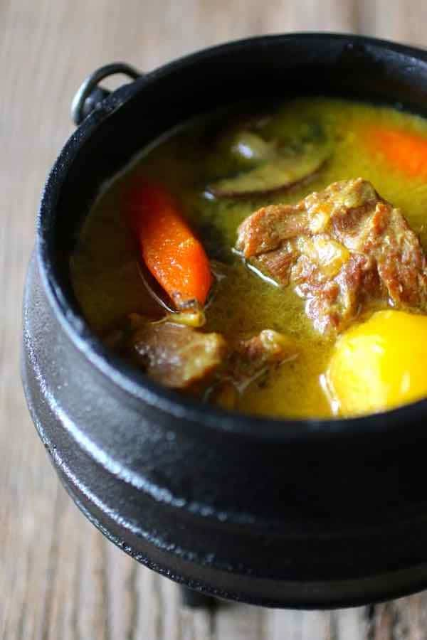 South African stew