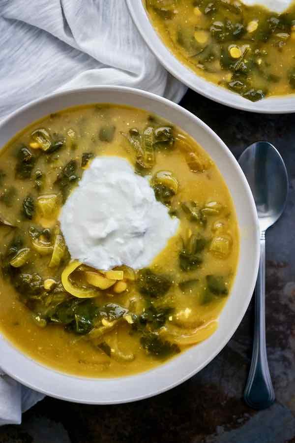 Lesotho soup