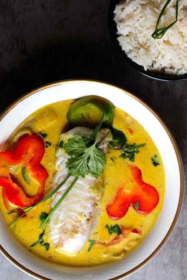 recette moqueca de peixe