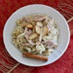 Kuwait: Freekeh with Chicken