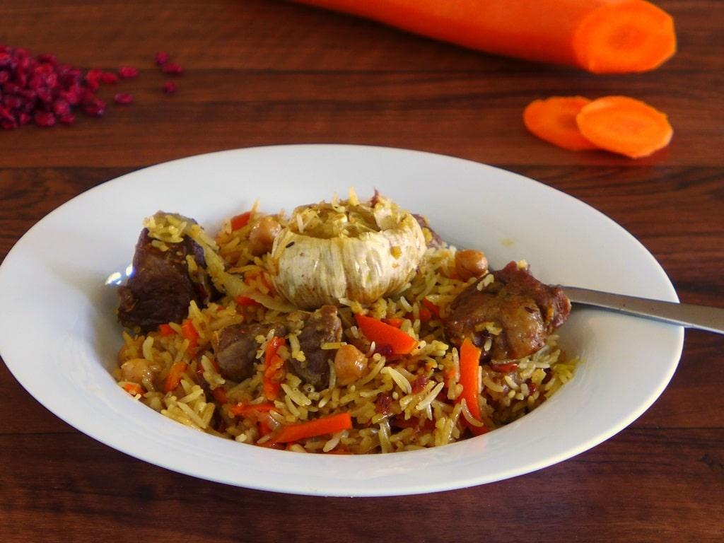 Uzbek cuisine: a selection of sites