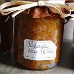 Tuvalu: Green Papaya and Coconut jam