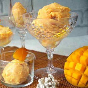 Vanuatu: Mango Ice Cream
