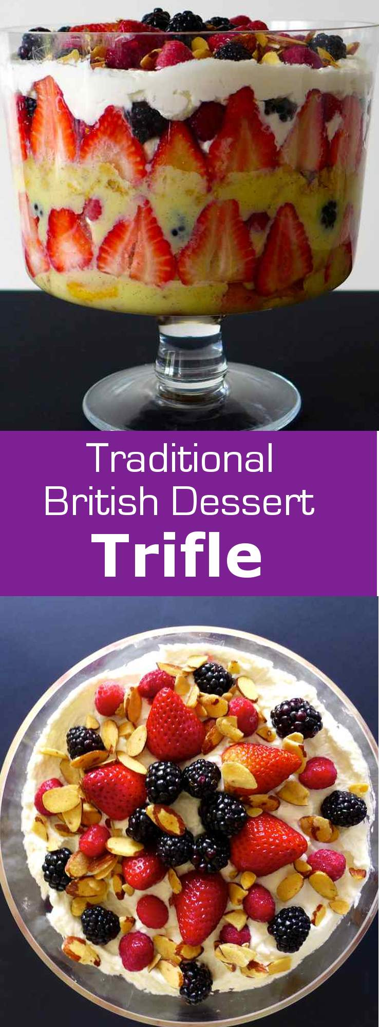 Trifle - Authentic English Recipe | 196 flavors
